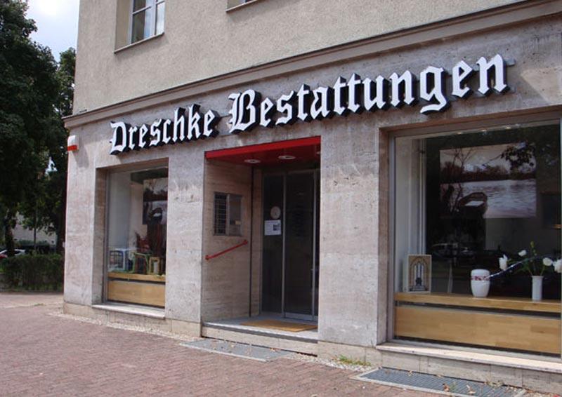Dreschke Bestattungen Fromageot GmbH - Berlin-Wittenau