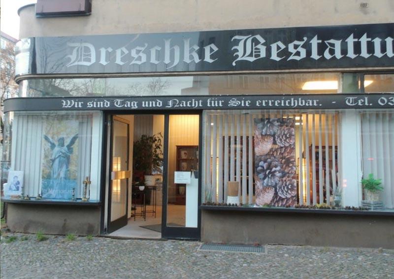 Dreschke Bestattungen Fromageot GmbH - Berlin-Borsigwalde