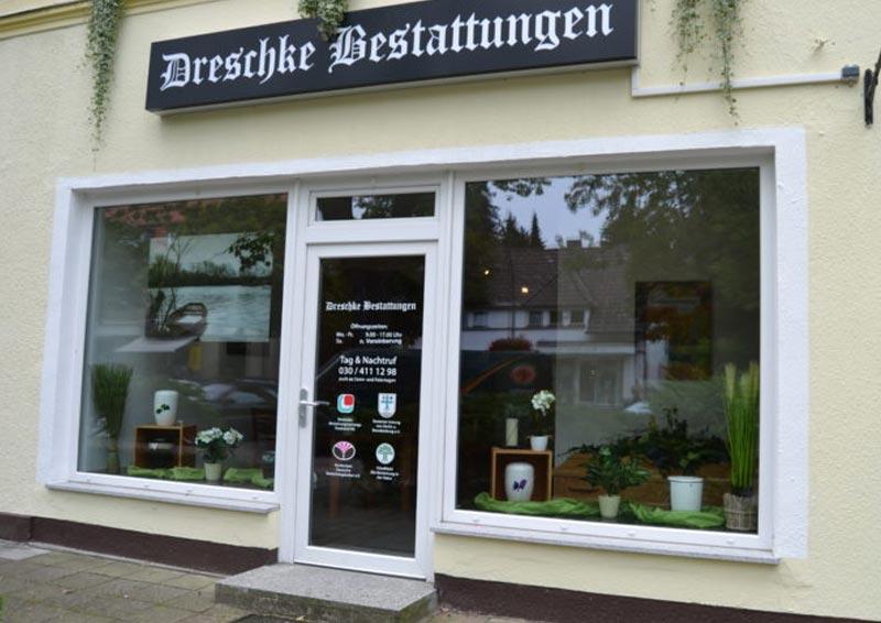 Dreschke Bestattungen Fromageot GmbH - Berlin-Frohnau
